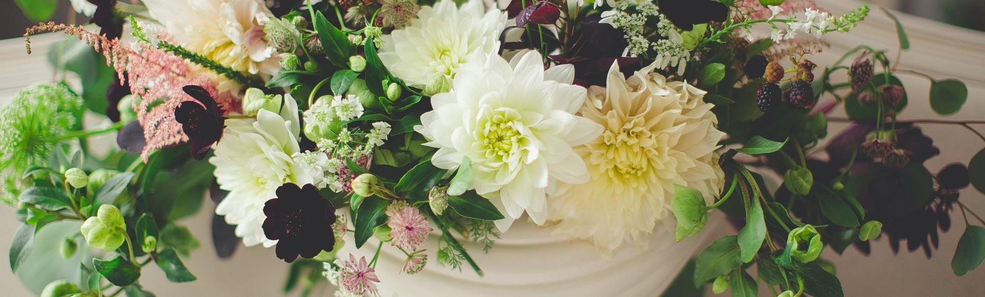 image bouquet fleurs